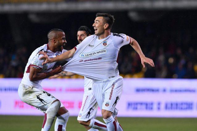 Pazzesco Cittadella: 3-0 a Benevento, è finale per la A