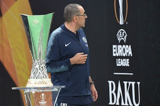 Dal Sansovino all'Europa League, la favola Sarri. Ma al dio degli inglesi non credere mai