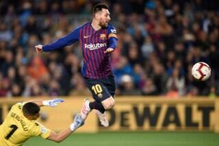 Gol e assist, calciatori più determinanti d'Europa: Messi meglio di CR7, boom Quagliarella