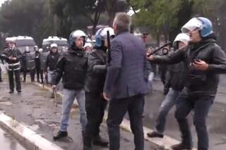 Roma, individuato e punito il vigile che ha insultato Sinisa Mihajlovic