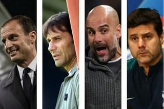 Juventus, tra Allegri, Conte e Guardiola spunta Pochettino: le ultime notizie