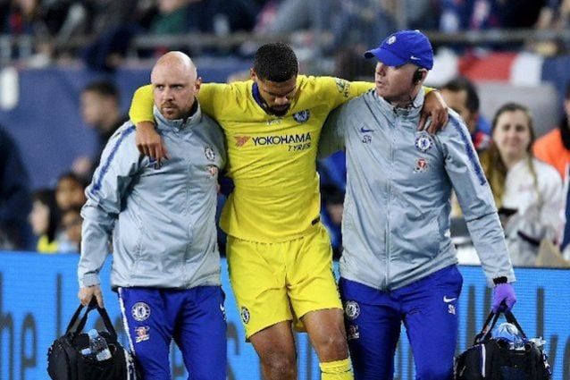 Chelsea, infortunio di Loftus-Cheek: Sarri infuriato