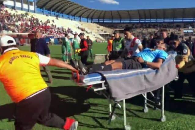 Morte arbitro boliviano, arresto cardiorespiratorio per il direttore di gara
