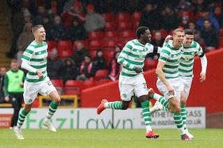 Celtic campione di Scozia per la 50a volta, l'8a consecutiva (come la Juve)