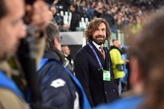Juventus, Andrea Pirlo può diventare l'allenatore dell'Under 23