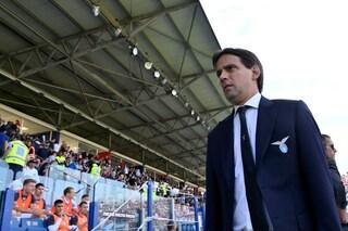 """Coppa Italia Inzaghi: """"La Lazio ha capito come battere l'Atalanta. Il mio futuro? Non ora"""""""