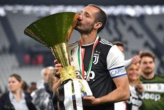 """Giorgio Chiellini e la nuova Juventus: """"Speriamo di alzare altre coppe"""""""