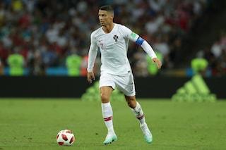 Portogallo, i convocati per la final four della Nations League: c'è Cristiano Ronaldo