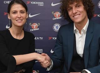 Chelsea, ufficiale: David Luiz ha rinnovato il contratto fino al 2021