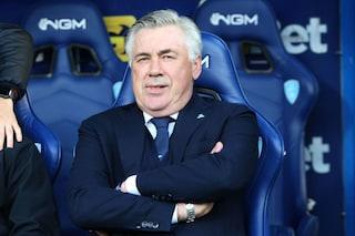 """Napoli, De Laurentiis applaude Ancelotti: """"Siamo al livello dei migliori club d'Europa"""""""
