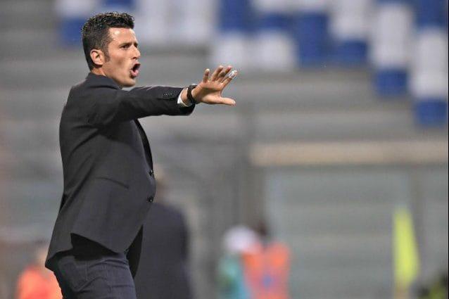 L'Hellas Verona ha esonerato Fabio Grosso