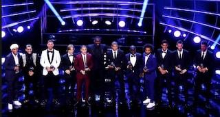I big del calcio mondiale tutti a Milano per il The Best FIFA 2019
