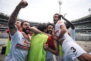 """Serie B: il Tar dà ragione al Foggia: """"Annullato lo stop ai playout"""""""