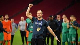 Tottenham, Kane ha spronato i compagni nell'intervallo con l'Ajax: lo ha rivelato Trippier