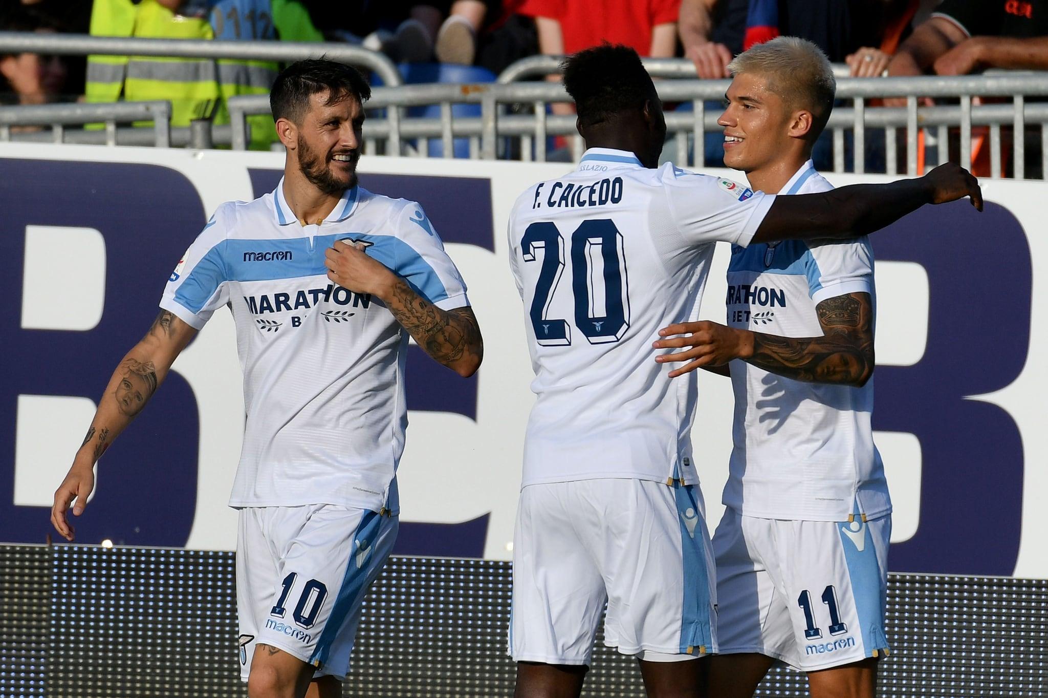 La Lazio è in finale di Coppa Italia.