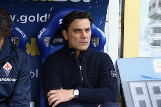 Montella dà un pugno al tabellone, ferito uno steward del Parma