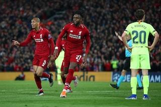 Chi è Divock Origi, il bomber del Liverpool decisivo nella semifinale di Champions
