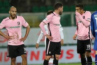 Palermo retrocesso in Serie C: la decisione in 1° grado del Tribunale Federale