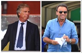 """Scontro Genoa-Empoli, Preziosi: """"Con la Samp una buffonata"""". Corsi: """"Chiacchiere da bar"""""""