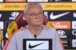 """Roma, l'allenatore Claudio Ranieri lascia: """"Mio lavoro finisce con ultime tre partite"""""""