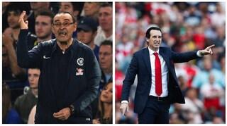 Europa League, i risultati delle semifinali d'andata: Eintracht-Chelsea e Arsenal-Valencia