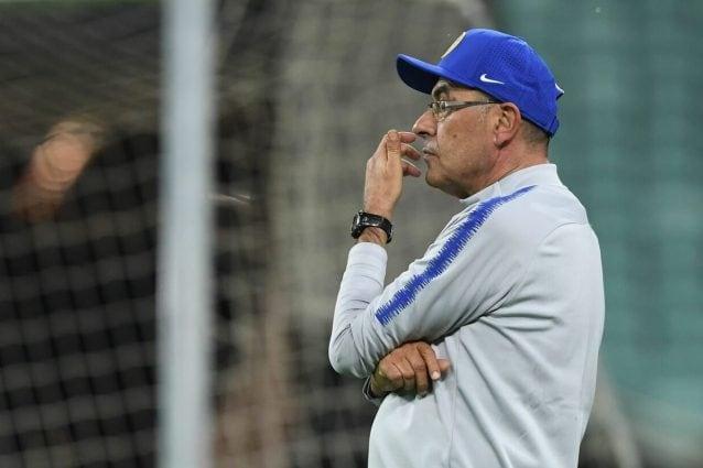 Juventus, Sarri sta per liberarsi dal Chelsea: è sempre più vicino