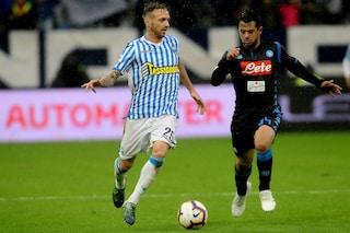 Calciomercato Napoli, ultime notizie sulle trattative: Lazzari dalla Spal