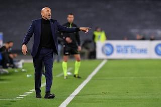 """Inter, Spalletti: """"A Napoli si può perdere, ma non così. Padroni del nostro destino"""""""