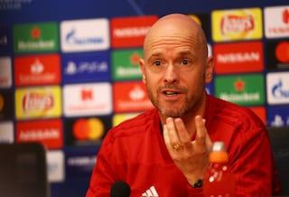 """Ajax, ten Hag: """"Il Tottenham è pericoloso, corre più della Juventus"""""""