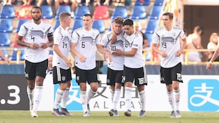 Europeo Under 21, Amiri e Waldschimdt regalano la finale alla Germania: 4-2 alla Romania
