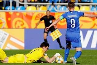 Mondiali Under 20: semifinale Italia-Ucraina, Pinamonti sfida Sikan per andare in finale