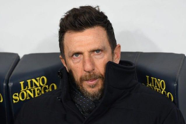 Calcio: Di Francesco ha scelto la Samp
