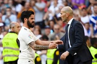 Spagna, emergenza ladri per le stelle del calcio: svaligiate le case di Isco e Zidane