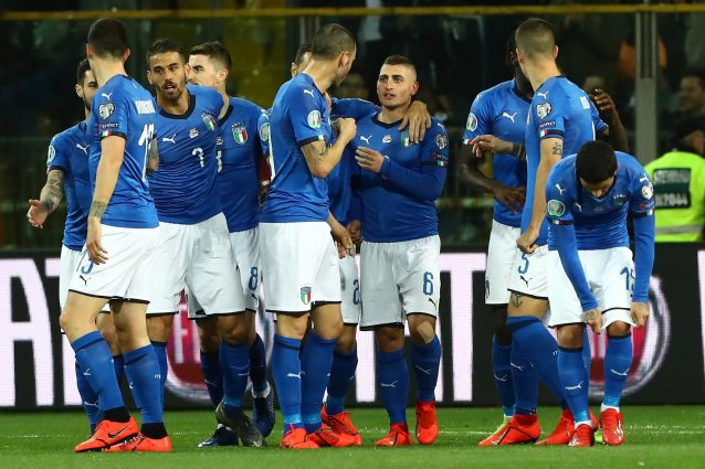 Calendario Italia Mondiali 2020.Quando Gioca La Nazionale Calendario Dell Italia Date E