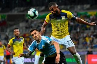 Uruguay, infortunio per Vecino e Copa America già finita