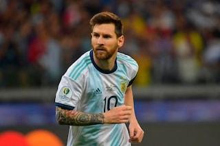 Coppa America, l'Argentina batte il Qatar 2-0. La Colombia supera anche il Paraguay