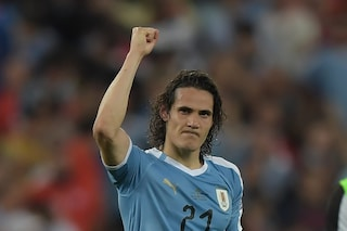 Copa America 2019, Cile-Uruguay 0-1: Cavani stende la 'Roja', Tabarez vince il girone