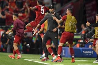 Champions League: è la notte di Klopp, trionfa il Liverpool più utile che bello
