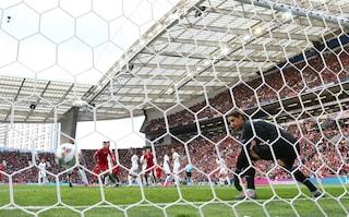 Cristiano Ronaldo, gol su punizione col Portogallo: in campionato non ne segna da 30 mesi