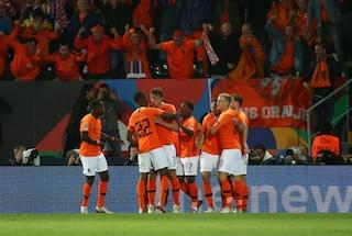 Nations League, l'Olanda rimonta l'Inghilterra e conquista la finale