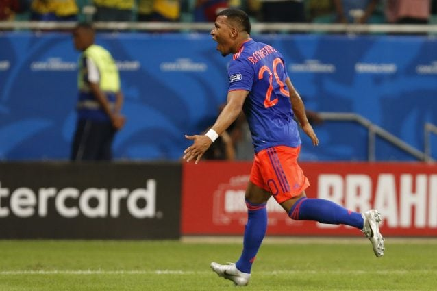 Copa America finita per Muriel: lesione al collaterale