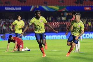 Copa America 2019, Zapata trascina la Colombia: 1-0 al Qatar e primato nel girone
