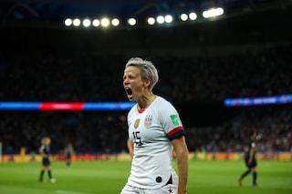 """Mondiali femminili 2019, Megan Rapinoe: """"Impossibile vincere senza gay in squadra"""""""