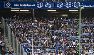 Promozione fallita, l'Amburgo rimuove l'orologio: segnava il tempo trascorso in Bundesliga