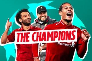 Il Liverpool è campione d'Europa: Salah e Origi regalano a Klopp la Champions League