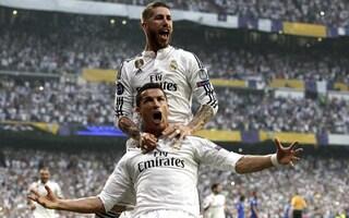 Alle nozze di Sergio Ramos ci saranno 500 invitati ma non Cristiano Ronaldo