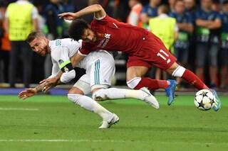 """Il segreto di Salah per vincere la Champions: """"Ho riguardato lo scontro con Sergio Ramos"""""""