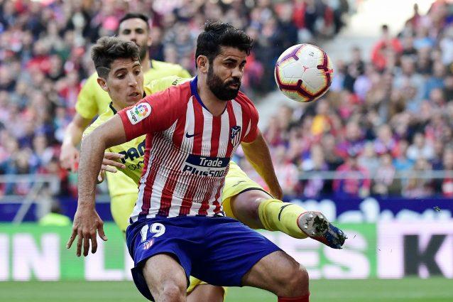 Atletico Madrid, Napoli su Diego Costa. Ma per Simeone è incedibile