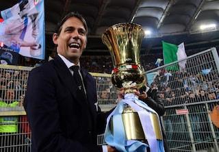 Lazio, Simone Inzaghi resta e rinnova: accordo fino al 2021