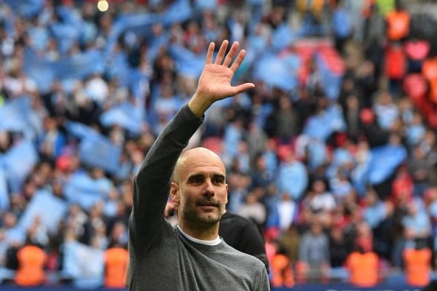 Guardiola giura fedeltà al City: